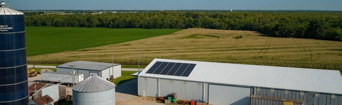 Beisiegel Farms 2 – Freeburg IL – 17.52kW