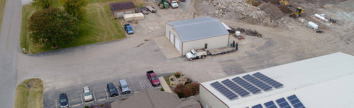 DMS Contracting – Mascoutah IL – 32.85kW