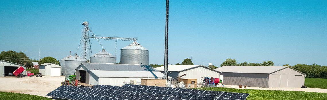 Kombrink Farm – O'Fallon IL – 68.62kW