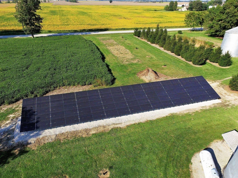 Wiskamp Farms – Freeburg IL – 25kW
