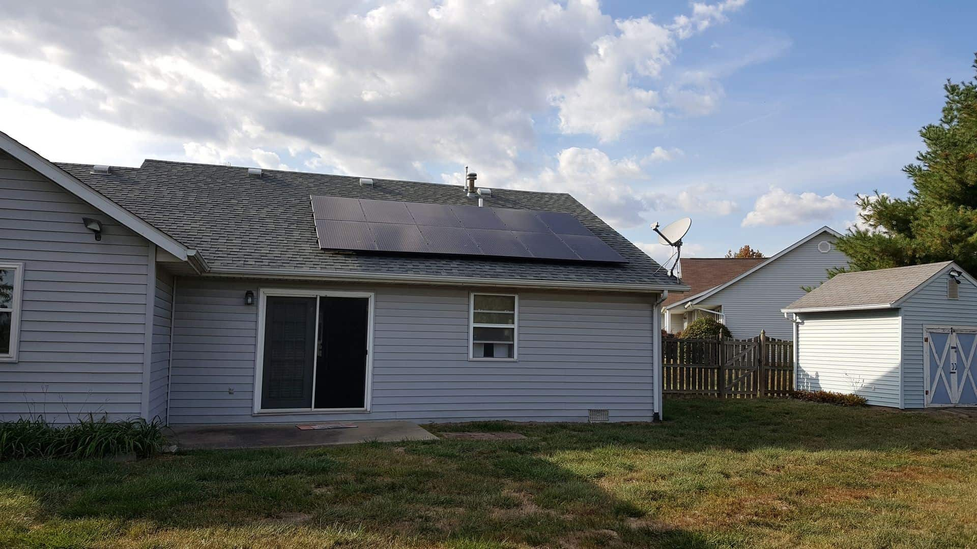 Cooley Residence – Belleville IL – 3.36kW
