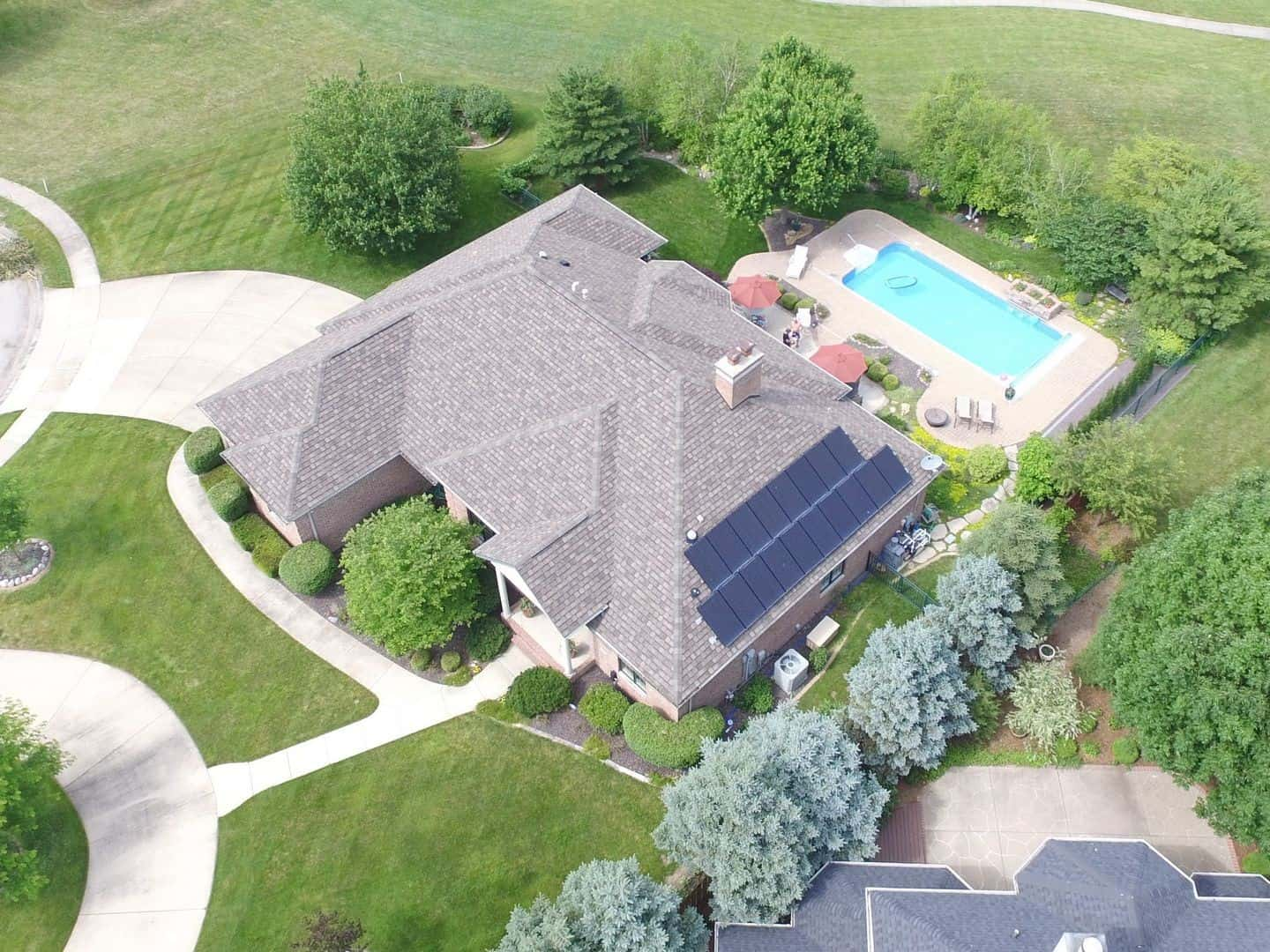 Charland Residence – Springfield IL – 7 kW