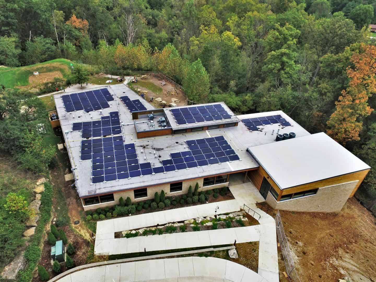 Raintree School – Town and Country MO – 51kW