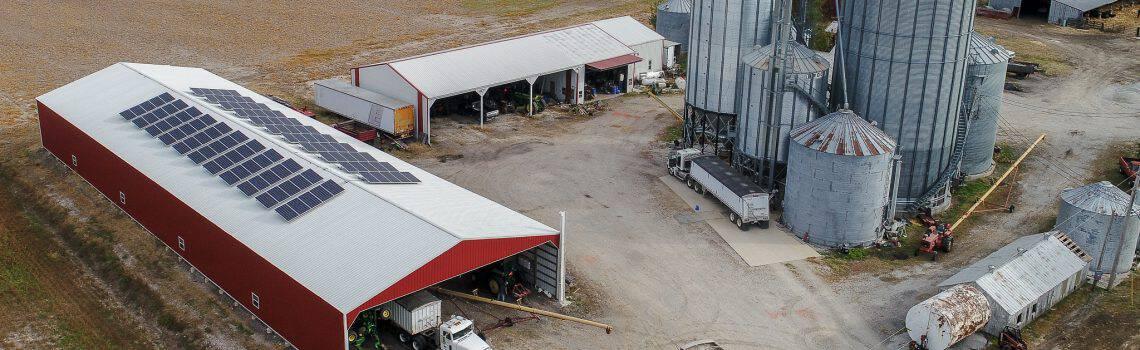 Bening Farms – Okawville IL – 39.79 KW