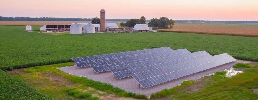 Solar Farming: 7 Key Ways Solar Can Help Your Farm