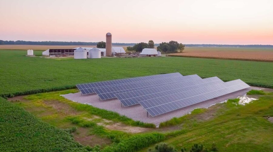Solar Farming: 7 Key Ways Solar Can Help Your Farm