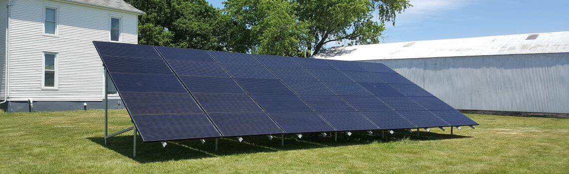 Young – Blue Mound IL – 9.8 KW