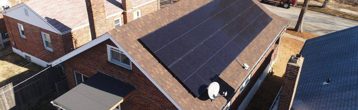 Armstrong Residence – St Louis MO – 6.82 KW