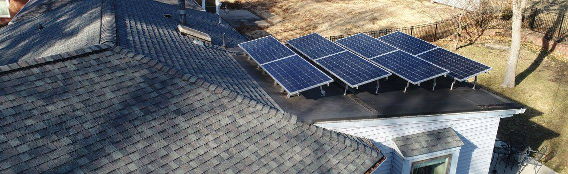 Private Residence – St. Louis MO – 4.47 KW