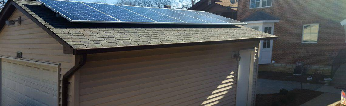 Private Residence – St Louis MO – 4.38 KW